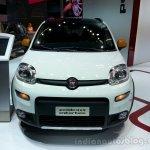Fiat Panda Antartica front