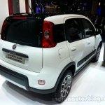 Fiat Panda Antartica rear quarter