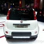 Fiat Panda Antartica rear