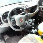 Fiat Panda Antartica steering