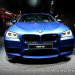 Front fascia of the 2014 BMW M5