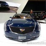 Front fascia of the Cadillac Elmiraj Concept