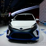 Front fascia of the Toyota Yaris Hybrid-R Concept