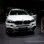 Front of the 2014 BMW X5 M50d