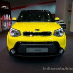 Front of the 2014 Kia Soul