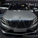 Front of the 2014 Mercedes S 63 AMG
