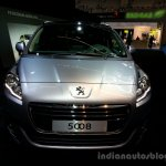 Front of the 2014 Peugeot 5008