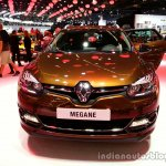 Front of the 2014 Renault Megane estate