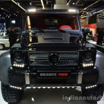 Front of the Brabus B63S-700 6x6