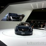 Front of the Cadillac Elmiraj Concept