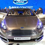 Front of the Ford S-Max Concept