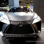 Front of the Lexus LF-NX Concept