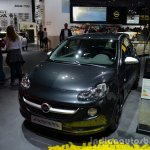 Front of the Opel Adam Black Link