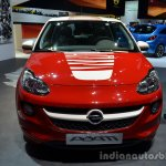 Front of the Opel Adam LPG