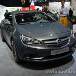 Front of the Opel Cascada 200hp