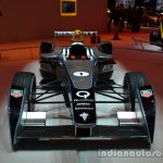 Front of the Spark Renault SRT_01E Formula E racer