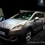 Front three quarter of the 2014 Peugeot 5008