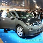 Front three quarter of the BMW i3