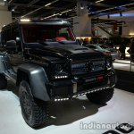 Front three quarter of the Brabus B63S-700 6x6
