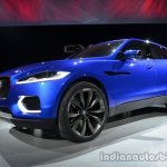 Front three quarter of the Jaguar CX-17 Concept -DSLR
