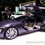 Front three quarter of the Opel Monza Concept