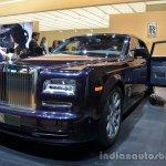 Front three quarter of the Rolls Royce Phantom Celestial Edition