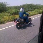 Harley Davidson 500cc cruiser caught testing in India