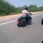 Harley Davidson 500cc cruiser spied India