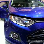 Headlamp of the Ford EcoSport