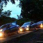 Honda Amaze lights on