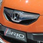 Honda Brio Satya grille