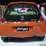 Honda Brio Satya rear