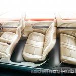 Honda Mobilio interiors