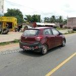 Hyundai Grand i10 Left Hand Drive spied