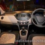 Hyundai Grand i10 dashboard