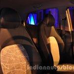 Hyundai Grand i10 front seats