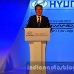 Hyundai Grand i10 launch BS Seo speaks