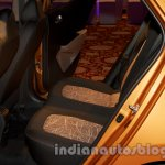 Hyundai Grand i10 rear AC vents