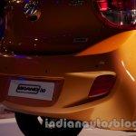 Hyundai Grand i10 rear bumper