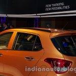 Hyundai Grand i10 roof rails