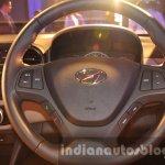 Hyundai Grand i10 steering wheel
