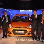 Hyundai Grand i10 with HMIL management