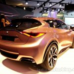 Infinity Q30 Concept Rear Right