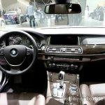 Interior of the 2014 BMW 5 Series LCI