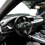 Interior of the 2014 BMW X5 M50d
