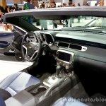 Interior of the 2014 Chevrolet Camaro Convertible