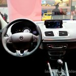 Interior of the 2014 Renault Megane