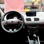 Interior of the 2014 Renault Megane