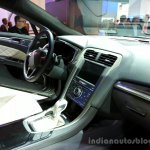 Interior of the Ford Mondeo Vignale Concept sedan