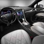 Interior of the Ford Mondeo Vignale Concept